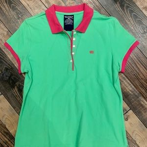 The colors of this polo are awesome!